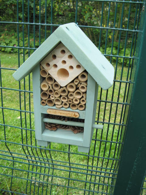 RSPB bee and bug home