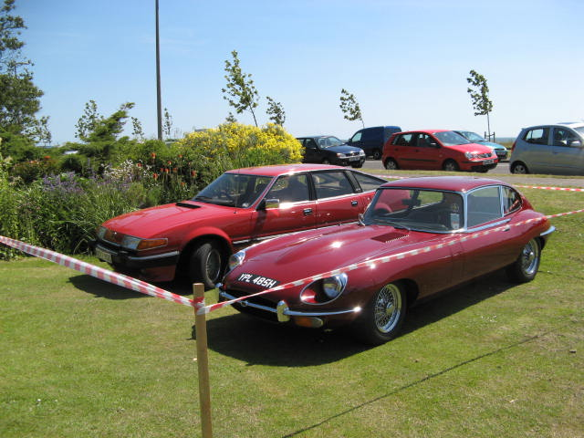 Gala in the Garden Classic Cars