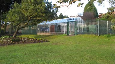 geddes glasshouse in situ