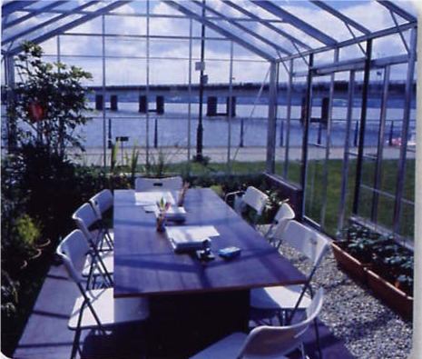 The Geddes Glasshouse